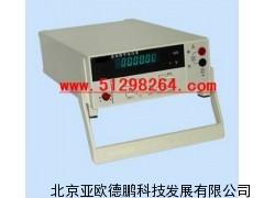 直流数字电压表/数字电压表