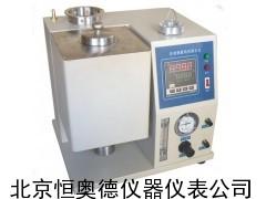 石油产品自动微量残炭测定仪(微量法)