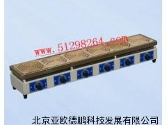 DPDL-1六联万用电炉/万用电炉
