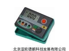 数字式绝缘电阻测试仪/数字式兆欧表