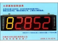 SZC-04型大屏幕转速显示仪 、SZC04-智能转速表