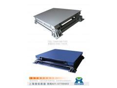 称钢材电子秤报价_5T双层缓冲电子磅_带打印缓冲磅