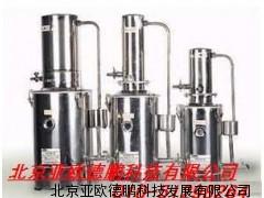 不锈钢电热蒸馏水器/电热蒸馏水器/馏水器