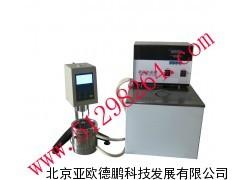 DP-5S+CH1006数显粘度计和恒温槽配套