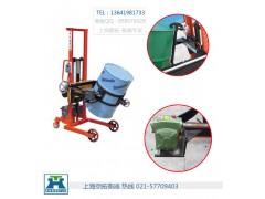上海手动电子倒桶秤100千克/带打印勾式抱桶电子秤