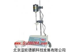 数显控温电动搅拌器 增力电动搅拌器