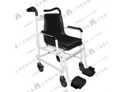 100KG轮椅体重称(带打印功能医用轮椅平台秤)