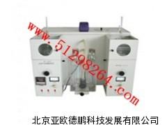 石油产品蒸馏测定仪(双管式)/蒸馏测定器