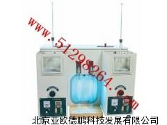 石油产品蒸馏试验器(低温双管式)