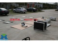 60T汽车轴重仪-路政局专用移动(便携)汽车地磅称