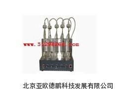 石油产品硫含量试验器(燃灯法)