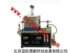 深色石油产品硫含量试验器(管式炉法)/硫含量试验器