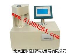 微机凝点倾点自动测定仪/自动凝点倾点测定器