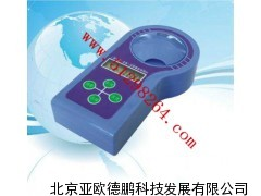余氯·总氯测定仪/余氯·总氯检测仪/便携式余氯·总氯分析仪
