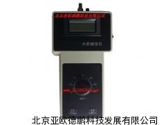 便携式水硬度测定仪/水硬度测定仪/水硬度检测仪