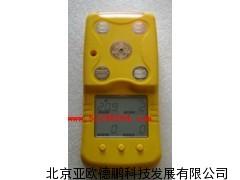 便携式多种气体检测仪/四合一气体检测报警仪