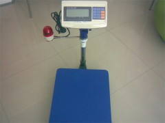 300KG电子计重磅秤上海(带打印电子磅秤价格)