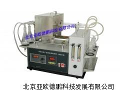 DP—120深色石油硫含量测定仪(管式炉法)