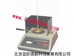 DP—101B石油产品闪点与燃点测定仪(克利夫兰开口杯法)