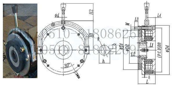 sdz3-04,sdz3-08,电磁制动器
