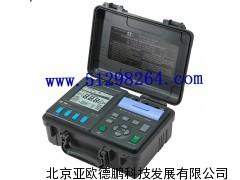 数字高压绝缘电阻测试仪/高压绝缘电阻测试仪