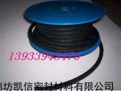 四氟盘根,黑四氟盘根,耐磨盘根,耐磨黑四氟硅胶芯盘根