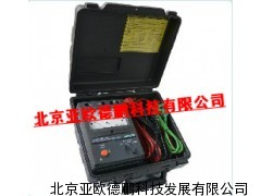 缘电阻测试仪/电阻测试仪/缘电阻测定仪