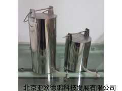 不锈钢采水器/不锈钢水样采集器/水质采样器