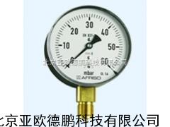 膜盒压力表 /膜盒压力表