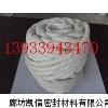 炉门用陶瓷纤维盘根 耐高温陶瓷纤维盘根