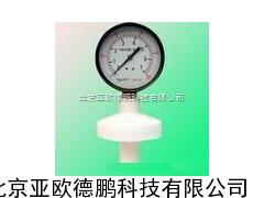 卫生型隔膜压力表/膜压力表/力表