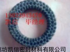 柔性石墨环,膨胀石墨填料环,石墨自密封环图片