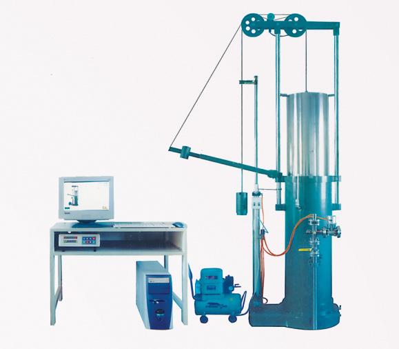 ljq钟罩式气体流量标准装置图片