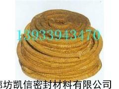 棉纱硅油盘根