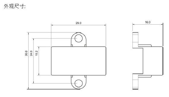 水位感应器/非接触式液位计/液位计 型号:ty-sw