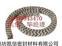 芳纶纤维编织盘根、芳纶纤维复合盘根