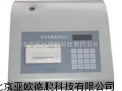 台式氨氮水质测定仪/氨氮水质测定仪/氨氮测定仪