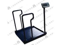 进口轮椅体重称,SCS-300千克碳钢轮椅电子秤