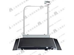 250kg医院常用轮椅秤(带扶手电子轮椅秤带打印功能)