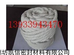 烘培专用耐火石棉绳厂家生产