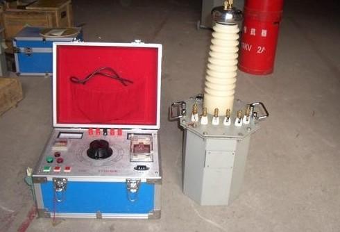 高压试验变压器参数: