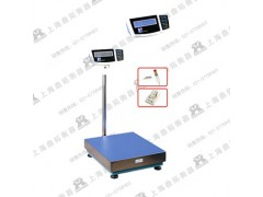 热敏打印电子磅称,300kg不干胶打印台秤,称重打印台磅
