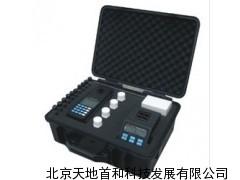 TDM-8C型便携式多参数测定仪,多参数水质分析仪