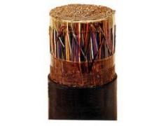 充油通信电缆 HYAT53单层钢带铠装通信电缆