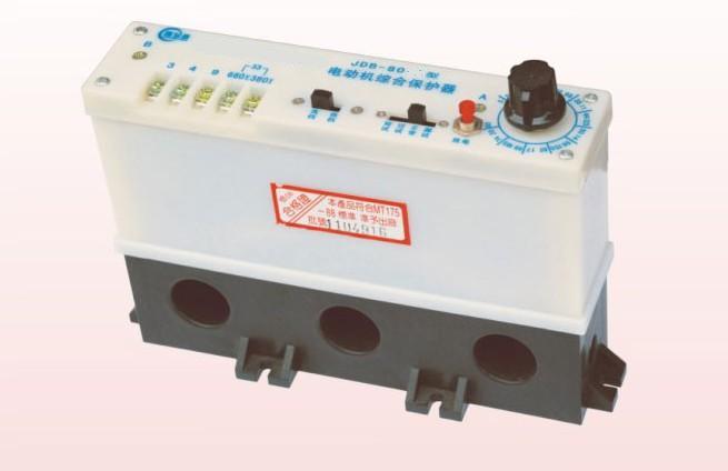 矿用综合保护器电路图