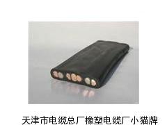 高质量JHSB防水扁电缆 小猫牌水下电缆 专业品质值得信赖