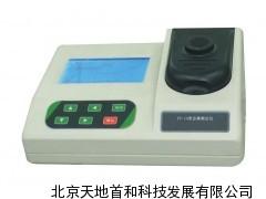钡测定仪TDBA-116型,水中钡检测仪特点,水质检测仪