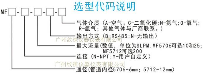 mf5712气体流量计是根据广州纹徕仪器仪表有限公司自有mems技术传感