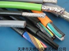 KF46RP屏蔽耐高温控制软电缆结构