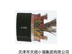 地埋通信电缆HYV22 100×2×0.5地埋铠装通信电缆